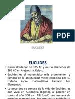 Presentación1 Euclides Cálculo