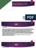 Trabajo de Diseño Nat y VPN