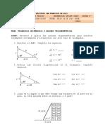 Evaluación Matematicas Instituto San Francisco de Asís 1