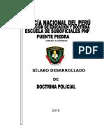 Silabo de Orden Abierto II - Feb2016 - Por Jorge Alvarez