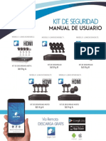 Manual de Usuario LOGAN DVR 4 y 8 LGK