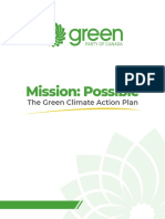 Green Party of Canada - Mission
