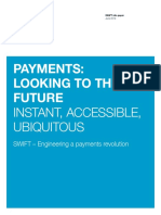 Swift Future of Payments Paper June 2019