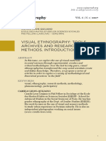visual metodologies