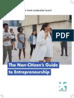 NYSYLC Entrepreneurship Guide - Print Version