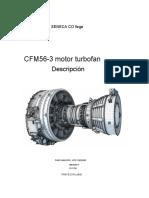 CFM56-3 Turbofan Engine Description.en.Es