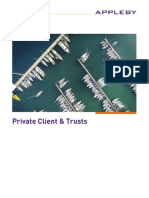 Private Client Trusts Practice Description July 2017
