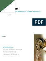 GLOBAL SOFT DRINKS 2015