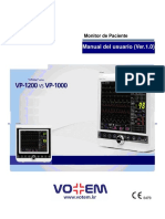 OPERATIONS MANUAL VP-1200&1000