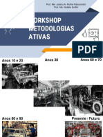Workshop Metodologias Ativas - PART I
