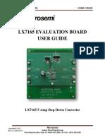 Lx7165 Eval Board User Guide