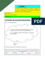 Livro 1 - FIC Empreendedorismo