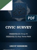 Civic Survey