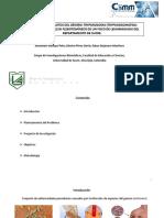 Presencia de Parasitos Del Genero Trupanosma en Flebotomineos de Un Foco de Leishmaniasis Del Departamento de Sucre.