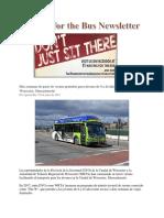 Hoja Informativa sobre la Transportación de Worcester Massachusetts