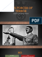 Nazi Forces of Terror