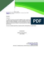 Carta Agencia