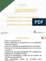 Clase 1_yacimiento Minerales de Rendimiento Economico_introduccion(1)