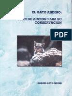 El Gato Andino Plan Accion Conservacion