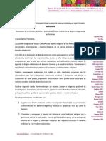 Declaración Juventud ECMIA UNPFII18
