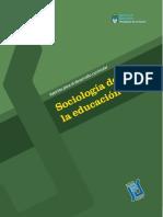 Sociología de La Educación (Completo)