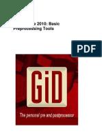 Basic Pre Processing Tools