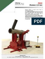 R025 Catalogue