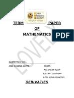 Ehsan Math Tp