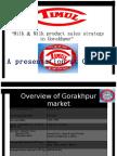 Gorakhpur Marketing(2007 Format)