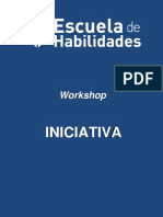 Workshop Iniciativa Converted