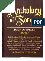 Anthology of Sorcery Volume 3