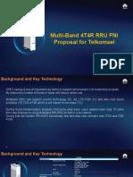 Huawei Multiband RRU5502 4x80 V3
