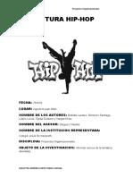 monografia hip-hop
