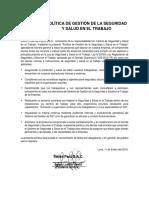 PROC. 01 - Política SST.pdf