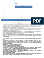 Evaluación Formativa Carta