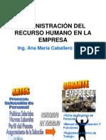 Exposición ADM DEL RECURSO HUMANO EN LA EMPRESA.ppt