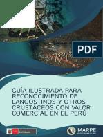 GUIA LANGOSTINOS y Otros Crustaceos