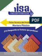 Cemento Plástico CHISA