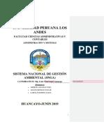 Sistema Nacional de Gestion Ambiental (2)