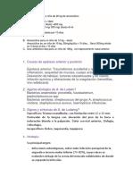 Banco Fijo - Dr Fonseca Fosas Nasales