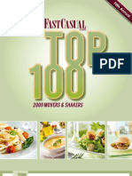 Fast Casual Top - Movers & Shakers