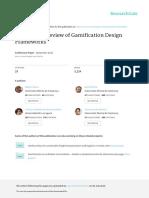 Gamification Frameworks Games