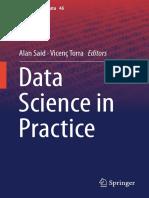 Data Science in Practice