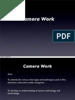 Camera Movement PDF