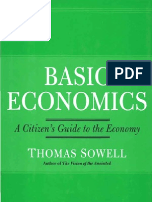 Basic Economics:  A Citizens Guide to the Economy
