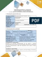 Guía de Actividades y Rúbrica de Evaluación - Fases 2- Teorías de La Personalidad