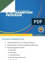 2. CHEDs Grants Program