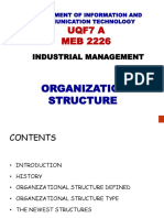 esOrganization Strutur