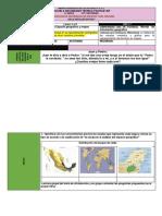 geografia de mexico y del mundo