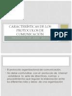 Características de Los Protocolos de Comunicación Jorge